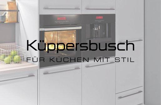 Küchenspezialist ai Küchen Berlin Marken Elektorgeräte Küppersbusch